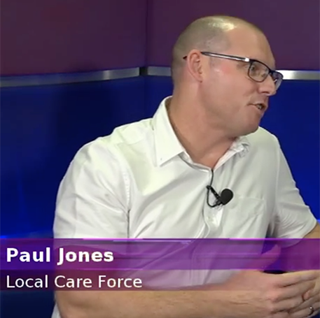 Paul Jones Local Care Force