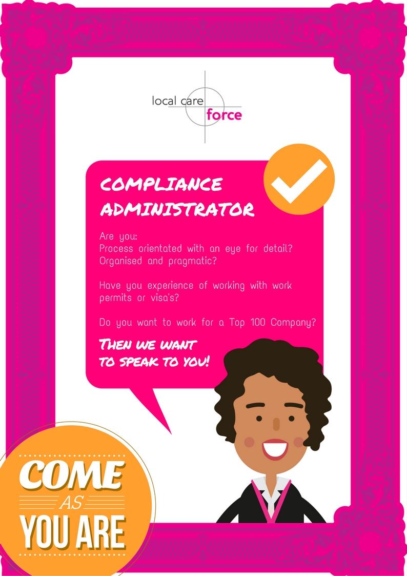 compliance administrator
