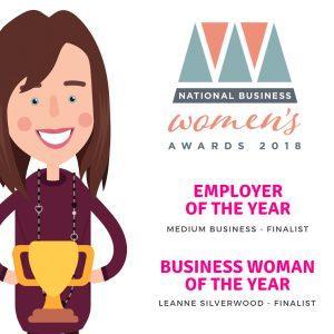 Women's Awards 2018 finalists in 2 categories
