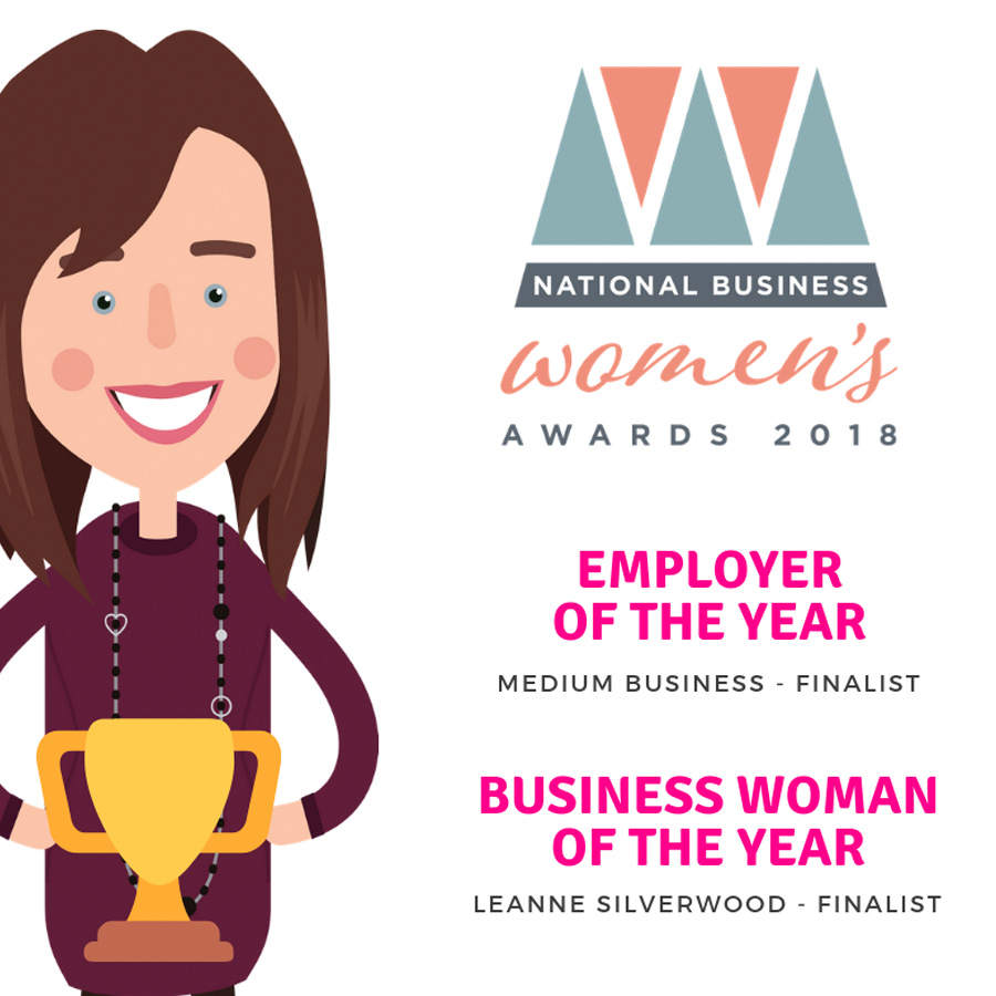 Women's Awards 2018 finalists in 2 categories